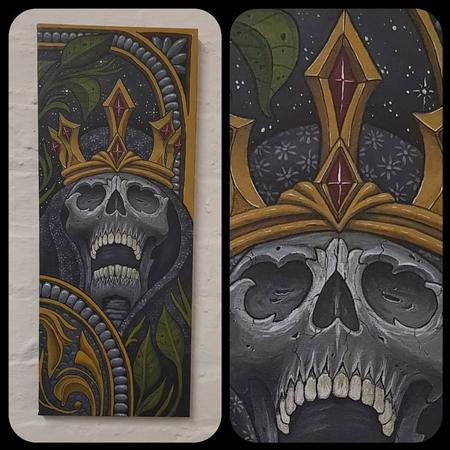 George Scharfenberg  - Skull King