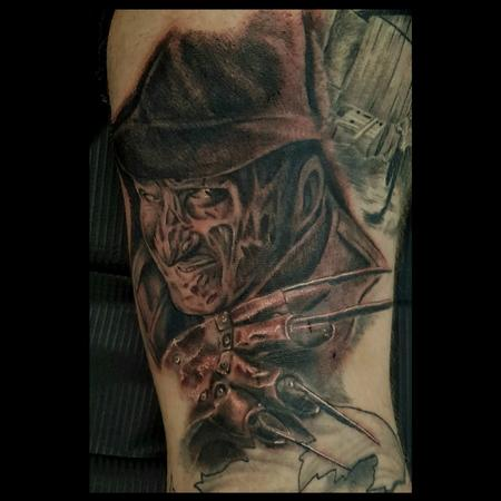 Tattoos - Freddy Krueger - 139326
