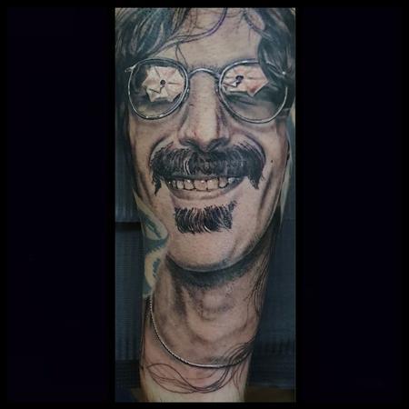 Tattoos - Frank Zappa - 141406