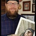 Tattoos - Portrait of Jake, Studio13Tattoo - 134992