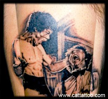 Tattoos - Bruce - 16087