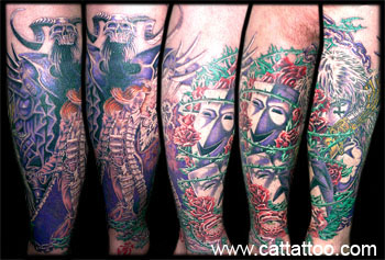 Tattoos - Cry For Dawn - 15976