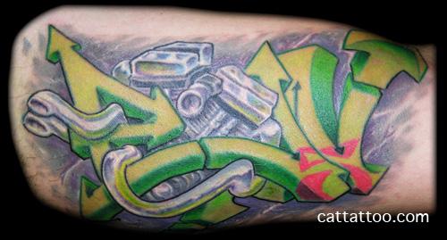 Tattoos - Evan - 32162