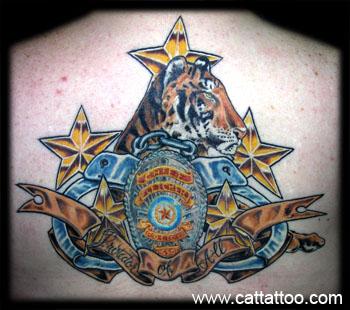 Tattoos - Polce Chief Memmorial - 15982