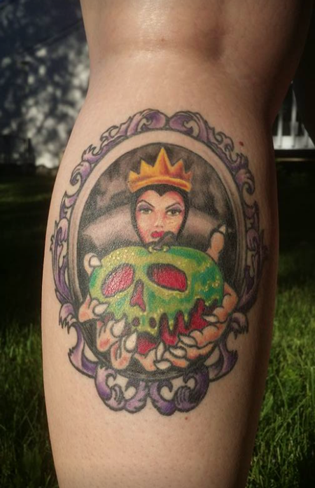 Tattoos - Evil Queen - 129480