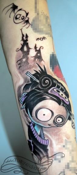 Tattoos - Lenore - 52940