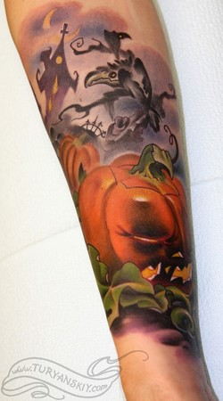 Tattoos - Halloween - 46839
