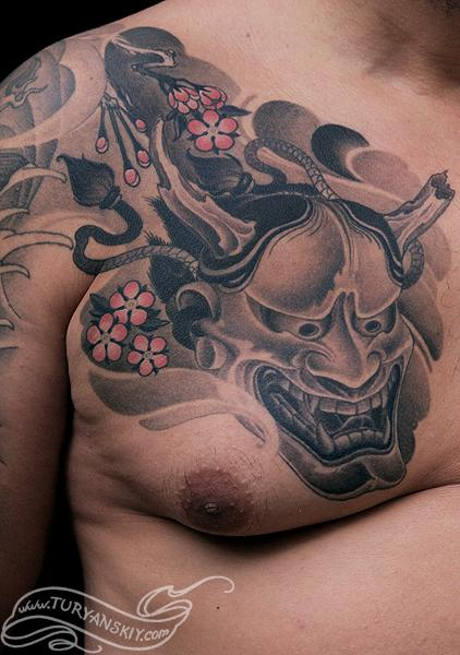 Tattoos - Hannya tattoo - 67273
