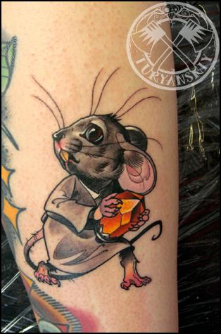 Tattoos - Mouse - 89285