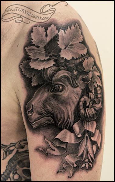 Tattoos - Ram - 60151