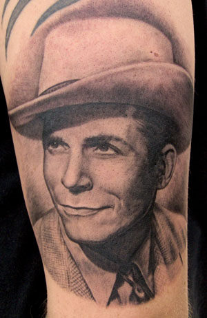 Tattoos - Hank Williams Sr. - 29677