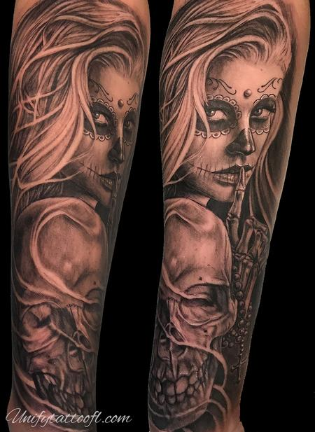 Tattoos - Day of dead - 138912