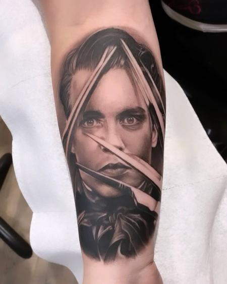 Tattoos - Edward Scissorhands - 142177