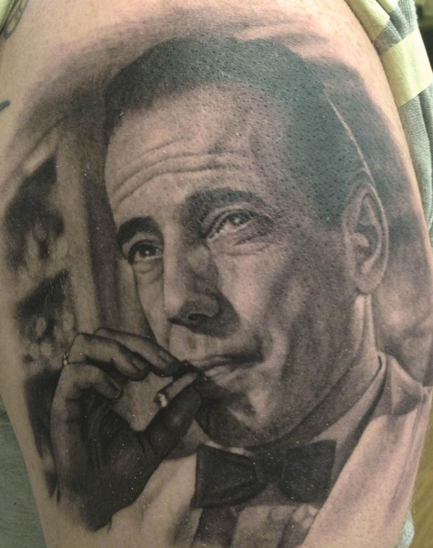 Tattoos - Humphrey Bogart - 80758