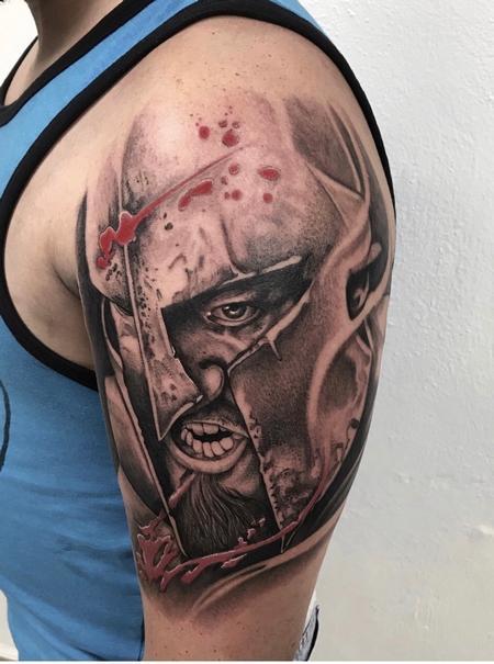 Tattoos - Leonidas - 138828