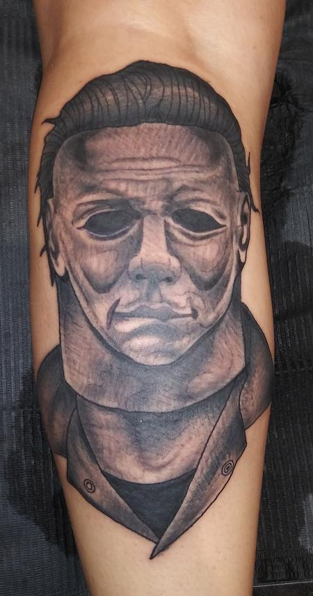Tattoos - Michael Myers - 141818