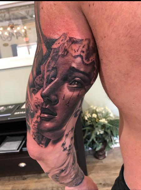 Tattoos - Mary - 139716