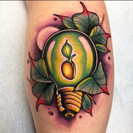 Tattoos - Seed of Light - 139825