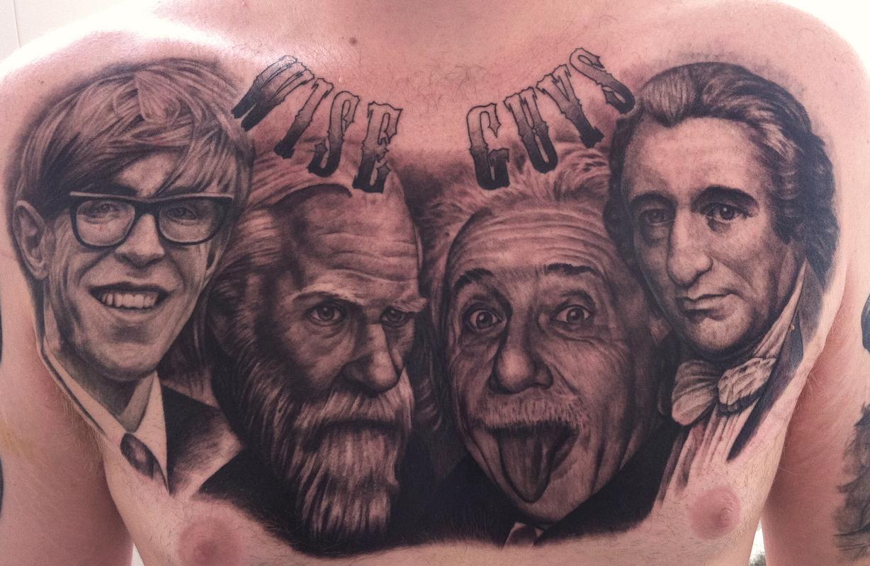 Tattoos - Wise Guys - 70158