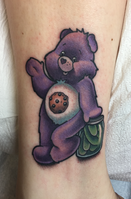 Care Bear Design Thumbnail
