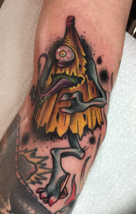 Tattoos - Kasa Obake - 139840