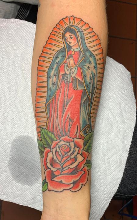 Tattoos - Mother Mary - 142265