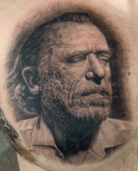 Tattoos - Charles Bukowski - 75692