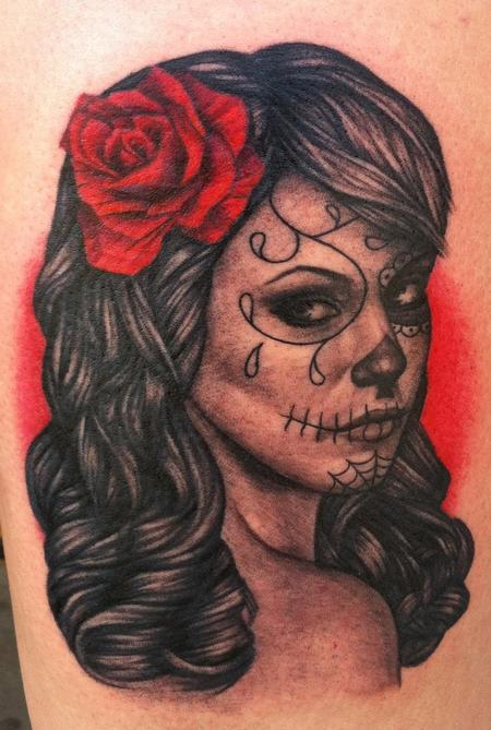 Tattoos - Day of the Dead - 73287