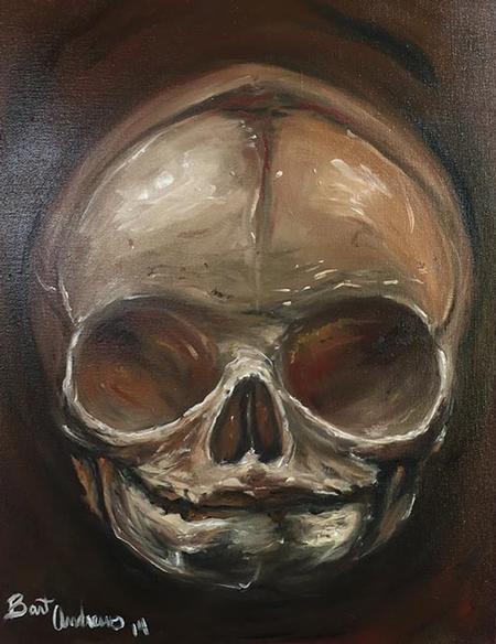 Bart Andrews - Fetal Skull