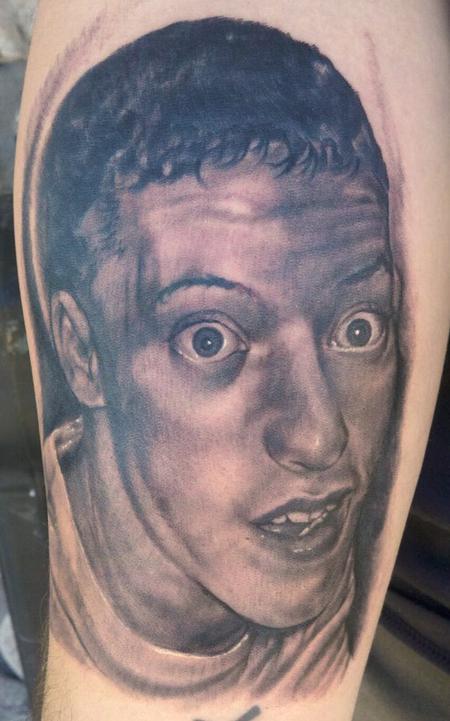 Tattoos - Memorial Portrait - 81146