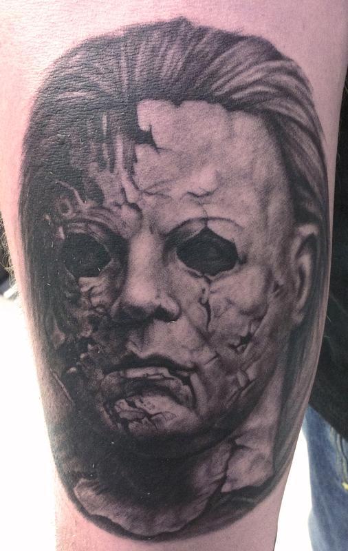 Tattoos - Michael Myers - 66984