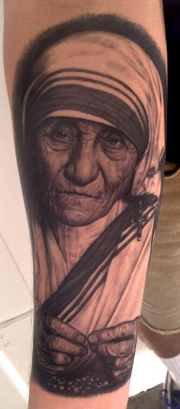 Tattoos - Mother Teresa - 75941