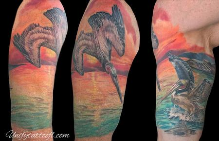 Tattoos - Pelicans - 138931