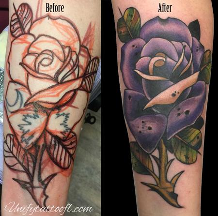 Tattoos - Cover up - 138908
