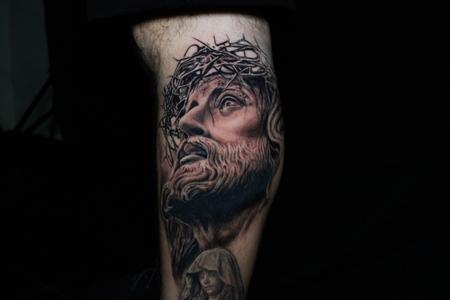 Tattoos - Jesus - 141114