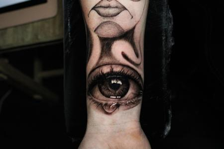 Tattoos - Eye - 141712
