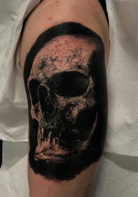 Tattoos - Skull - 139155