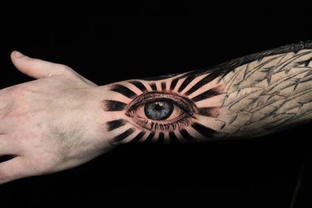 Tattoos - Eye - 141446