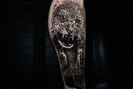 Tattoos - Kitty kat  - 141448