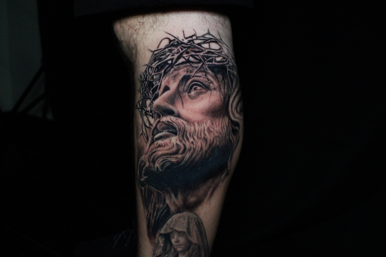 Tattoos - Jesus - 141114